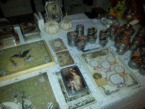 Madam Aubergine's Mystical Tea