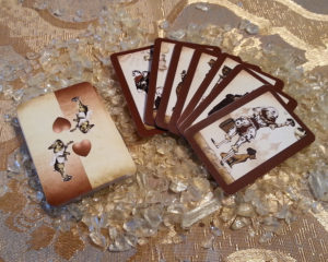 The Isidore Tarot Mini Valentine Deck Special Packaging