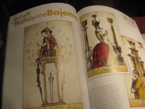 Attic Cartomancy - The Isidore Tarot featured in Somerset Digital Studios Magazine