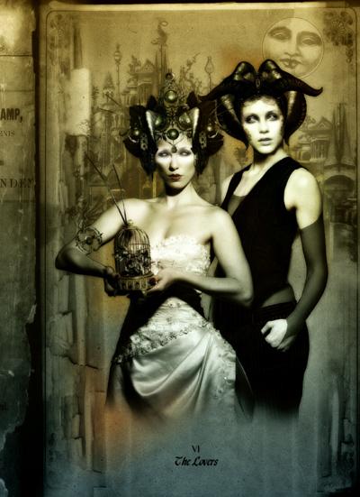 Attic Cartomancy - Throw Back Tuesday - The Superpunch Tarot