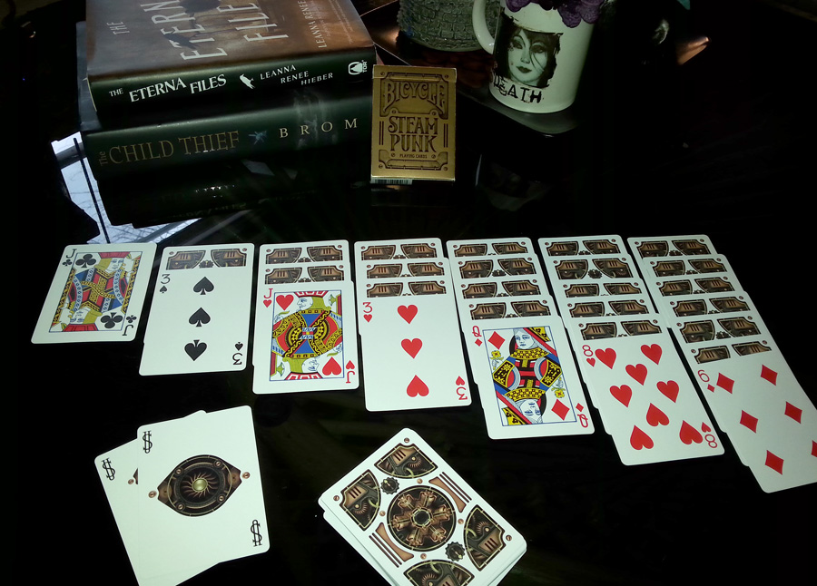 Attic Cartomancy - Bicycle Steampunk Playing Cards