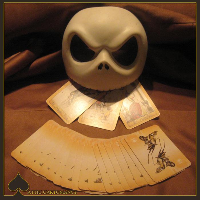Attic Cartomancy Card of the Day The Isidore Tarot Hanged Man