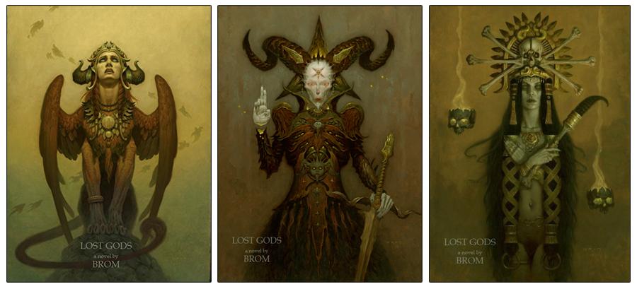 Brom - Lost Gods