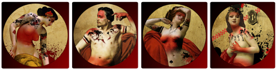 The Blood and Ink Lenormand