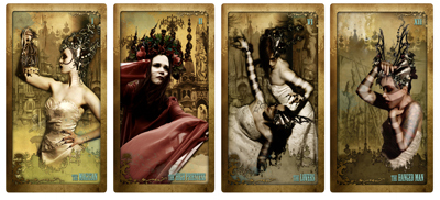 The Black Ibis Tarot