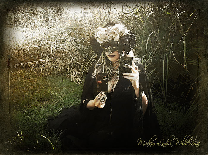Madam Lydia Wilhelmina
