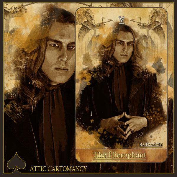 Attic Cartomancy - American Horror Story - Fan Tarot