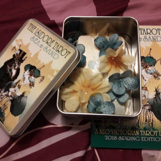 The Isidore Tarot by Bethalynne Bajema - Sea and Sand Spring Edition w/Full Packaging
