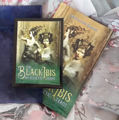 The Black Ibis Tarot Third Edition by Bethalynne Bajema