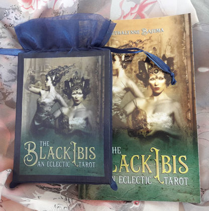 The Black Ibis Tarot Third Edition by Bethalynne Bajema