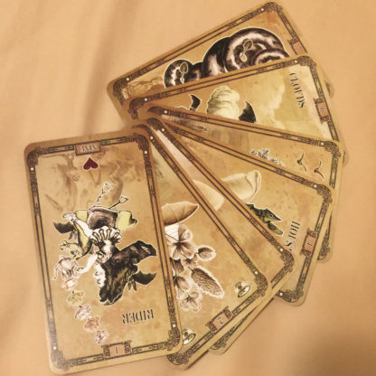 Tea Bats Lenormand Second Edition