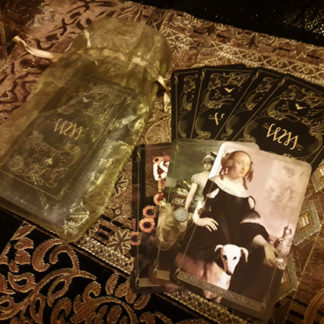 Madam Lydia Wilhelminas Tarot of Monsters the Macabre and Autumn Scenes