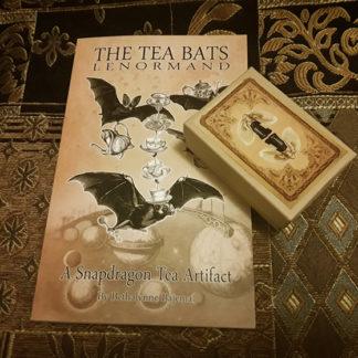 The Tea Bats Lenormand Mini Deck