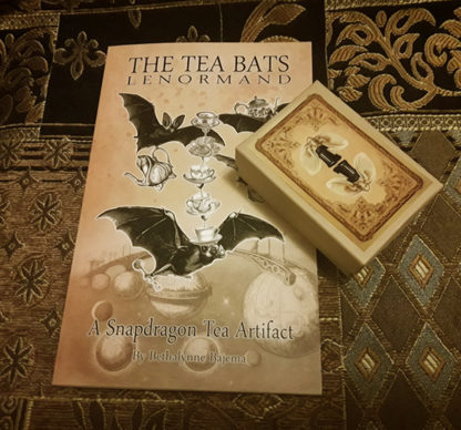 The Tea Bats Lenormand Mini Deck