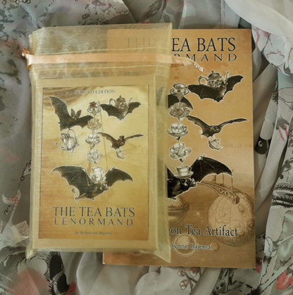 The Tea Bats Lenormand Deck by Bethalynne Bajemaa